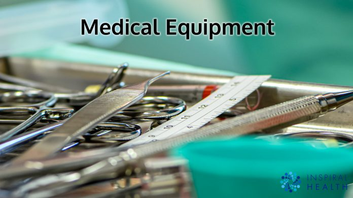 medical equipment needed in a hospital to deal with covid-19